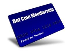 Premium Dot Com Membership