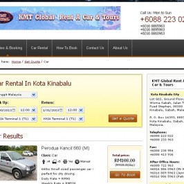 KMT Global Rent A Car