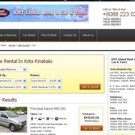 KMT Global Rent A Car