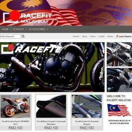 Racefit Titanium Racing Exhaust Malaysia