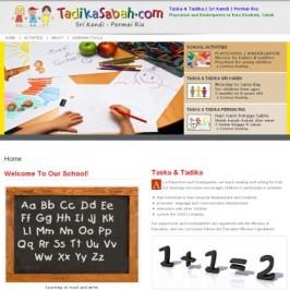 Kindergarten And Playschool Website