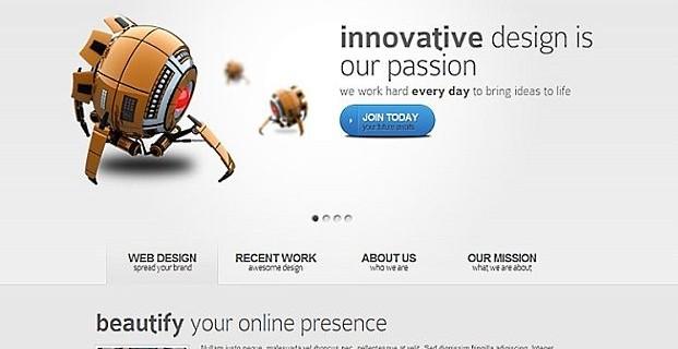Nova WordPress Theme