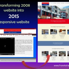 Update HTML Website To WordPress