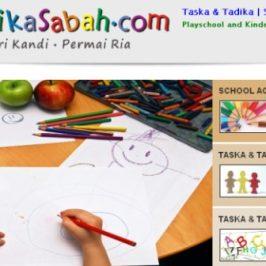 Tadika Sabah Website